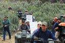 Latest: Zinke releases ATV plans for Recapture Canyon area