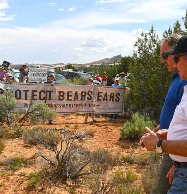 Zinke went to Bears Ears to listen, but supporters felt unheard
