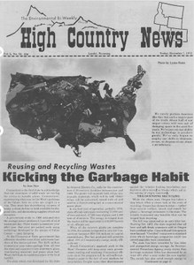 Reusing and recycling wastes: Kicking the garbage habit