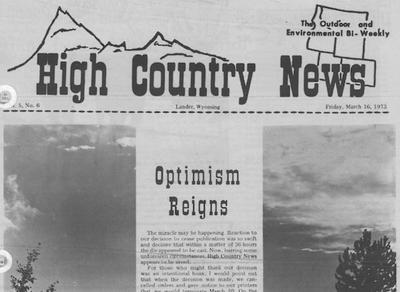 Optimism reigns