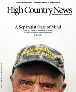 A Separatist State of Mind