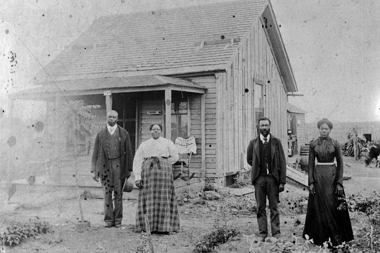 A Civil Conversation The Lessons Of Nicodemus Kansas