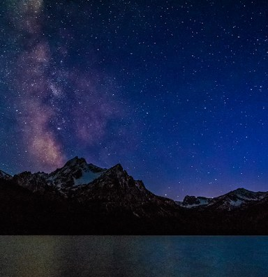 Latest: Idaho gets nation's first International Dark Sky Reserve