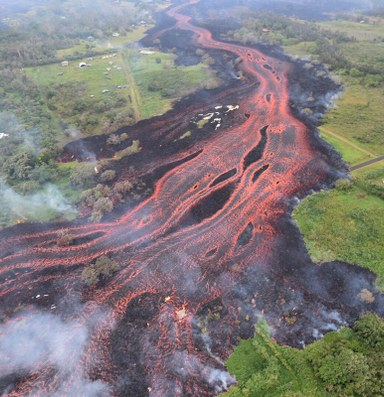 Latest: What volcanic eruptions can teach us