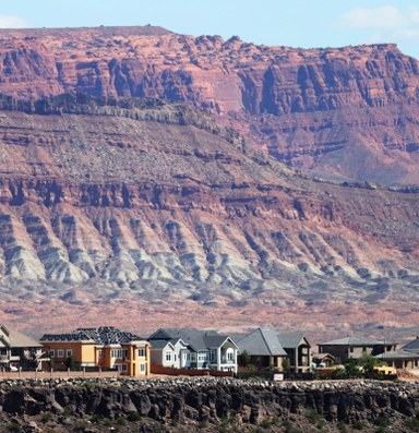In southwestern Utah, unceasing growth means increased tension