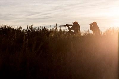 Can hunting keep us human?