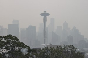 Latest: Wildfire smoke deaths could double by century's end