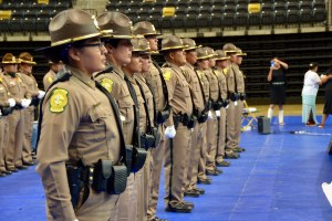 A revival for the Navajo Nation's police force