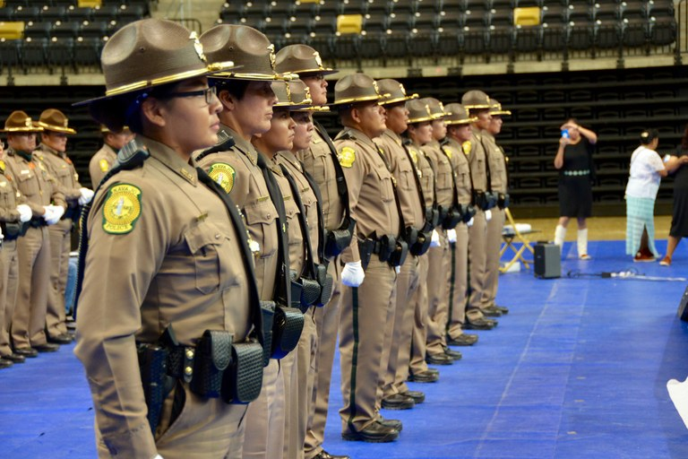 A revival for the Navajo Nation's police force (A revival