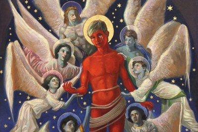 The ascension of Matthew Shepard