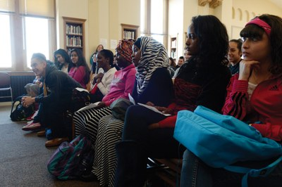 A Denver high school welcomes the world's refugees