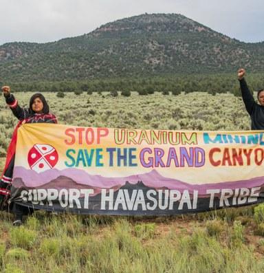 Latest: Supreme Court upholds Grand Canyon uranium mining ban