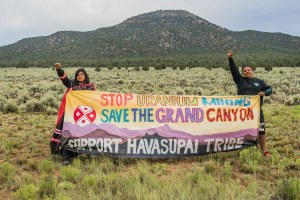 Latest: Supreme Court upholds Grand Canyon uranium mining ban