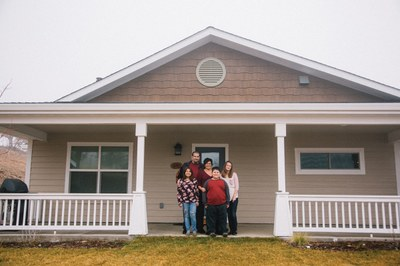 How a private company is bringing affordable houses to Indian Country