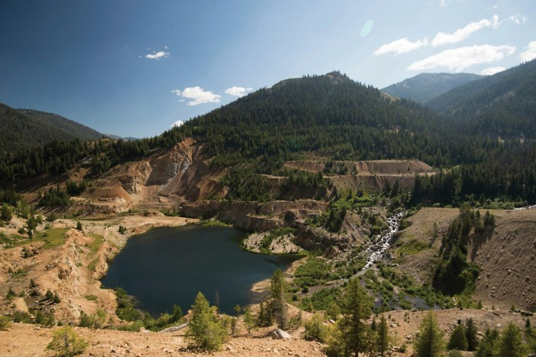 Critics skeptical of mining company's plans for restoration