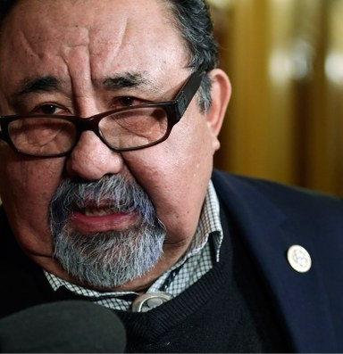 Rep. Raúl Grijalva intends to force a reckoning with climate change