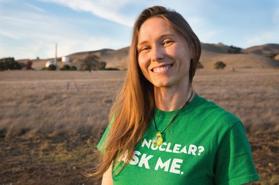 Is nuclear energy the key to saving the planet?