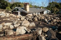 The class disparity in Montecito's disaster recovery