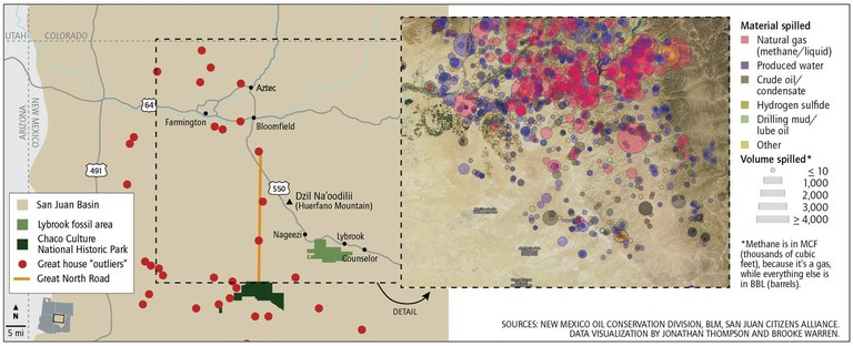 Resistance to drilling grows on the Navajo Nation (Drilling