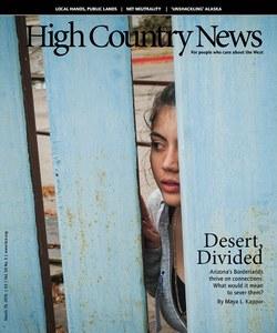 Desert, Divided
