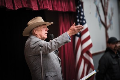 How the feds helped make Cliven Bundy a celebrity