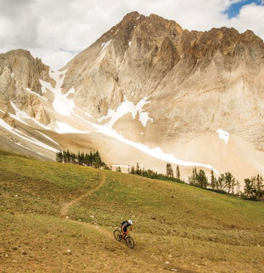 Extreme mountain biker group fights for wilderness access