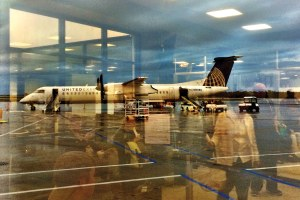 The nowhereness of airports