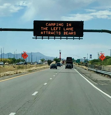 Some like it hot; the West's unluckiest man; Phoenix's future