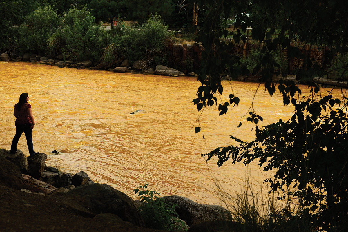The dark secrets of the Animas River (The River of Lost