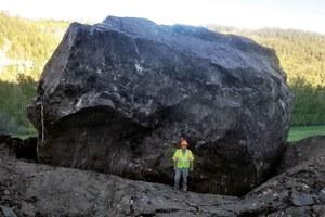 Memorial Rock; osprey survivor; fooling fish