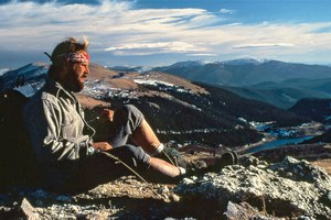 The history of hiking The Continental Divide Trail