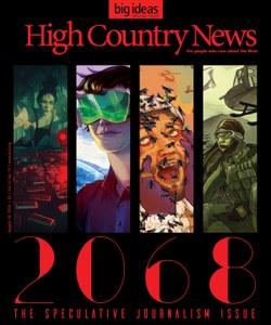2068: The Speculative Journalism Issue