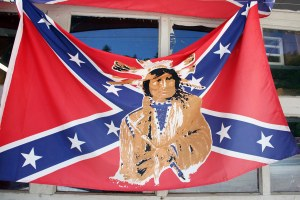 Far-right extremists appropriate Indigenous struggles for violent ends