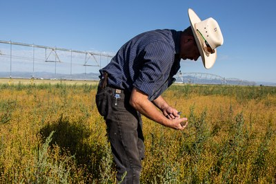 Colorado farmers fight to save their water and their community's future