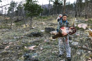 Faced with chronic wasting disease, what's a hunting family to do?