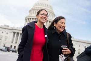 Democrats are divided over the Green New Deal