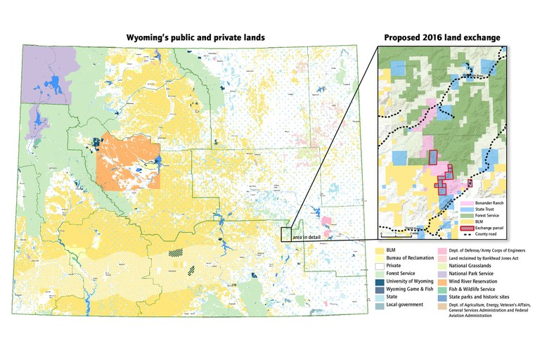 Why Wyoming\'s Public Lands are Locked Up - Article - Backcountry ...