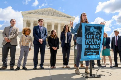 Why are Govs. Inslee and Brown fighting the youth climate cases?