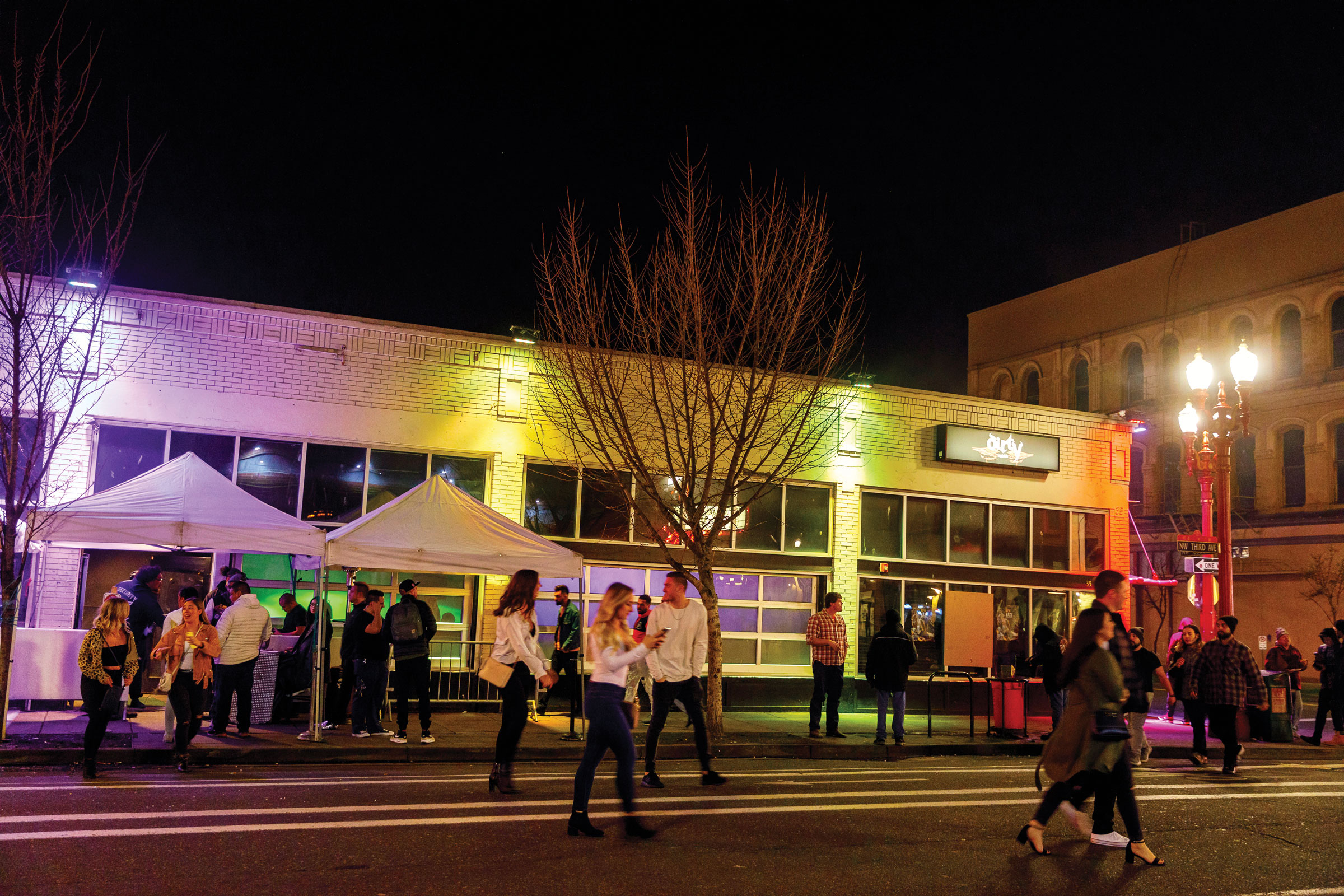 Racist policing plagues Portland's nightclubs