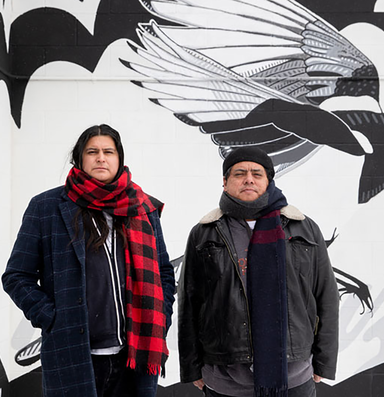 The Two Bulls family leads an Indigenous art renaissance