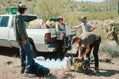 Humanitarian aid is being criminalized at the border