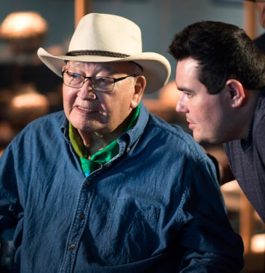 Kiowa writer N. Scott Momaday finally gets the film he deserves