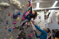 Photos: The power of climbing harnessed