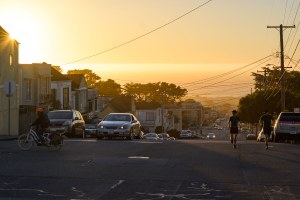 A runner reimagines his place in a sprawling city