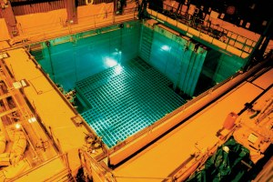 Nuclear power is clean – if you ignore all the waste