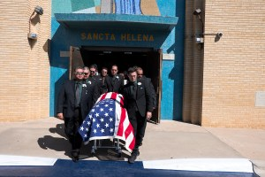 Only in death do some deported veterans return home