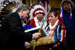 The Little Shell Tribe of Chippewa Indians celebrates federal recognition