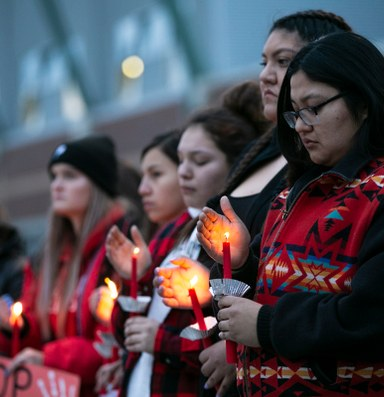 MMIW families still need enforceable legislation