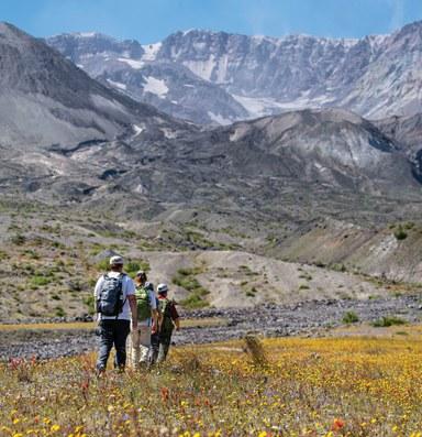The threat below Mount St. Helens