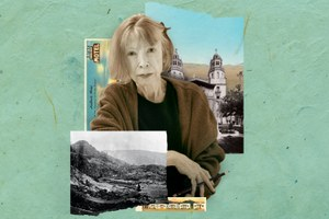 Finding meaning on Joan Didion's frontier